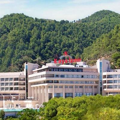 هتل kaya thermal izmir