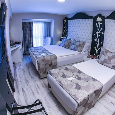 هتل Demonti Ankara