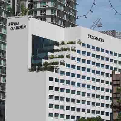 هتل swiss Garden Bukit Bintang Kuala Lumpur