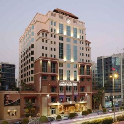 هتل carlton Palace Dubai