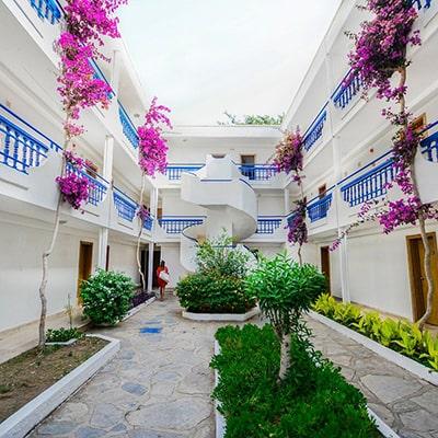 هتل club blue white budrum