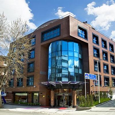 هتل Best Western 2000 Ankara