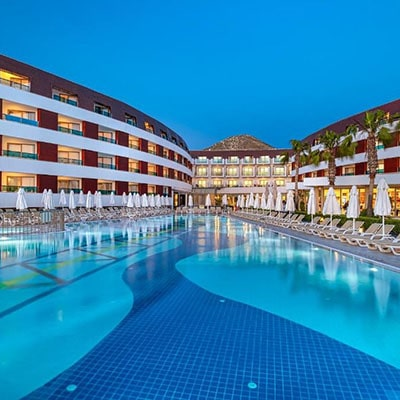 هتل azure by yelken bodrum