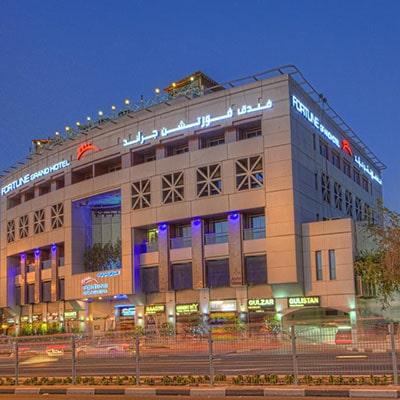 هتل Fortune Grand Dubai