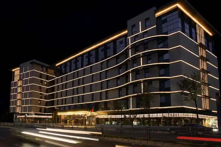 هتل Sheraton City Center Istanbul