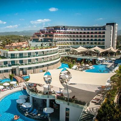 هتل Long Beach Resort Alanya