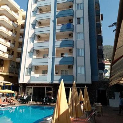 هتل Sun Vera Alanya