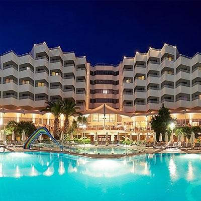 هتل richmond ephesus kusadasi
