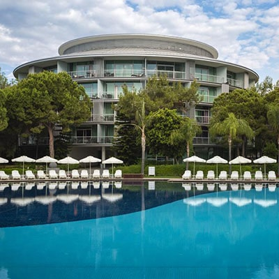 هتل  Calista Luxury Resort Belek Antalya