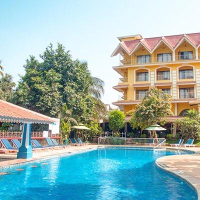 هتل Acron Candolim Regina Goa