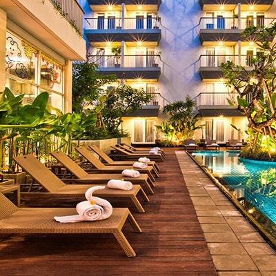 هتل the eden kuta bali