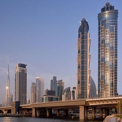 هتل JW Marriott Marquis Dubai