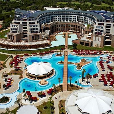 هتل Kaya Palazzo Golf Resort Antalya