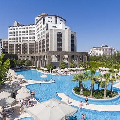 هتل Mellas Antalya