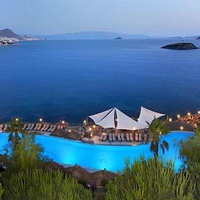 هتل kadikale resort bodrum