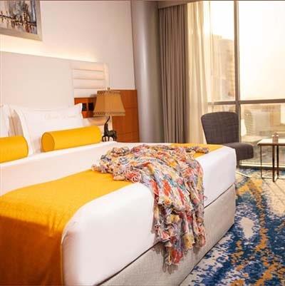هتل golden sands creek dubai