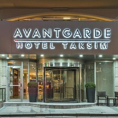 هتل Avantgarde Taksim Istanbul