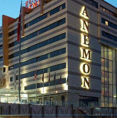 هتل anemon izmir