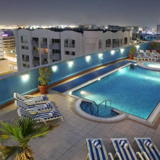 هتل Nihal Dubai