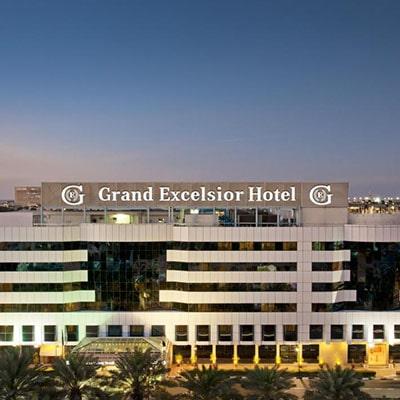 هتل Grand Excelsior Deira Dubai