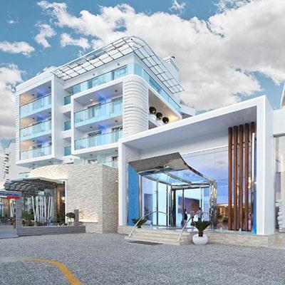 هتل blue bay platinum marmaris