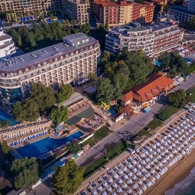 هتل kaliakra palace varna