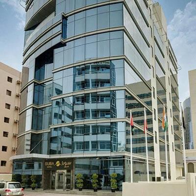 هتل suba Dubai