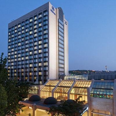 هتل hilton SA Ankara