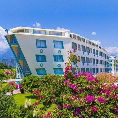هتل daima biz antalya