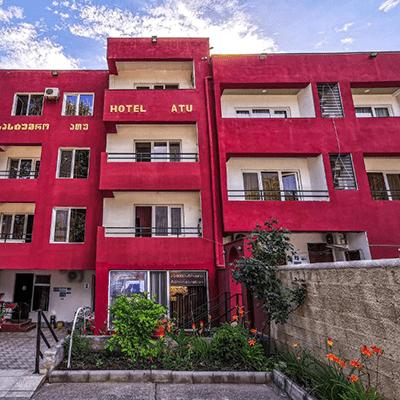 هتل atu Tbilisi