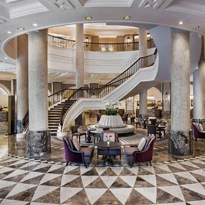هتل Conrad Istanbul