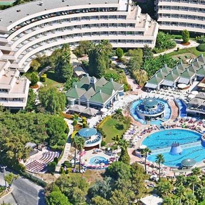 هتل grand blue sky kusadasi