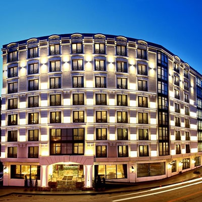 هتل dora istanbul
