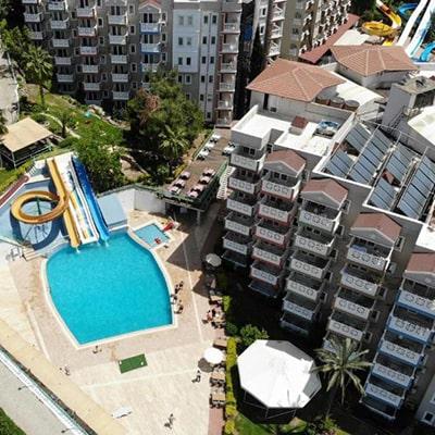 هتل larina family resort alanya