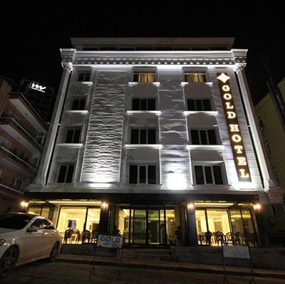 هتل Gold Ankara