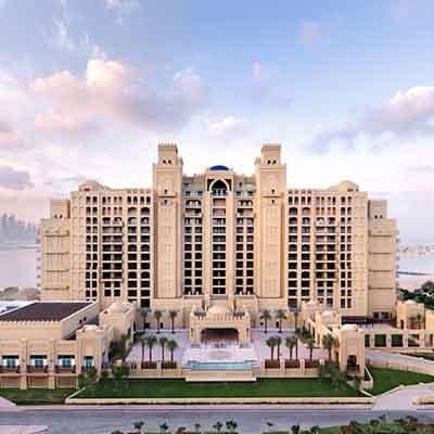 هتل Fairmont The Palm Dubai
