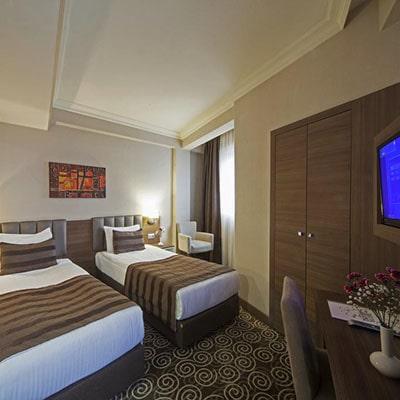 هتل Delta Istanbul
