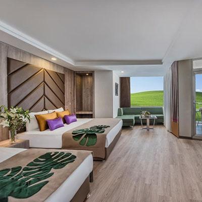 هتل Delphin Be Grand Resort Lara Antalya