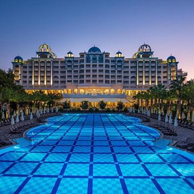هتل rubi platinum spa resort and suite alanya
