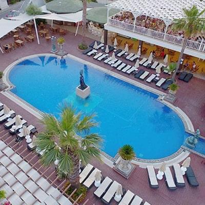 هتل golden beach by jura bodrum