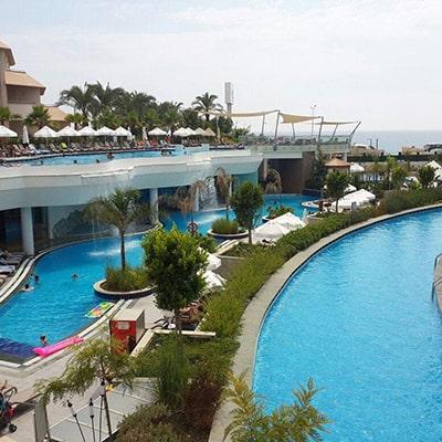هتل long beach harmony alanya