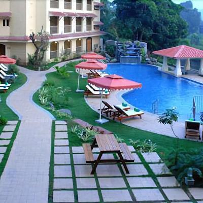 هتل Fortune Acron Regina Goa