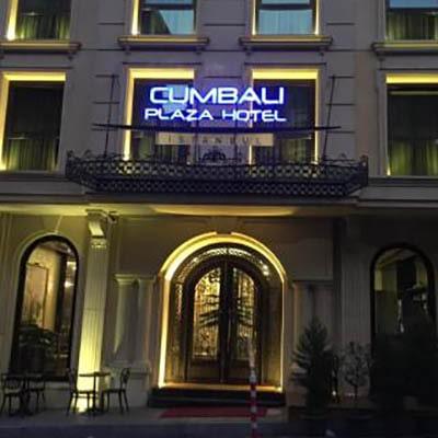 هتل Cumbali Plaza Istanbul