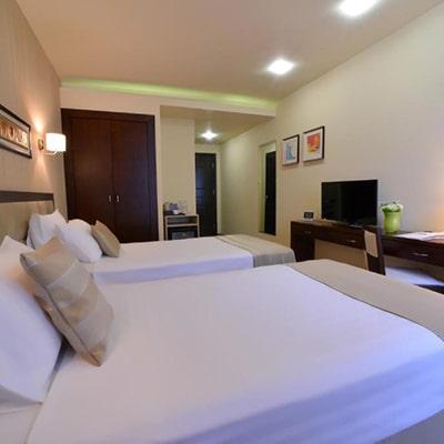 هتل Minotel Barsam Suites Yervan