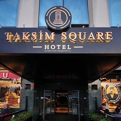 هتل Taksim Square Istanbul