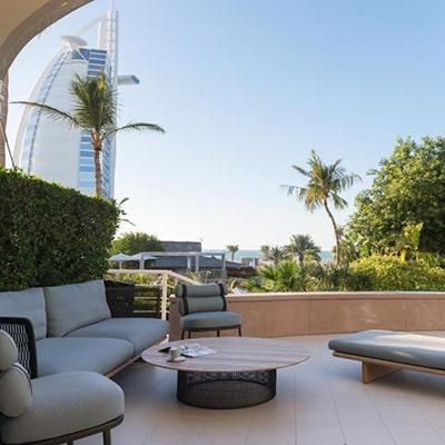 هتل  Jumeirah Beach Dubai
