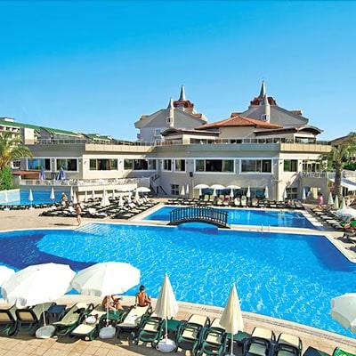 هتل aydin bey famous antalya