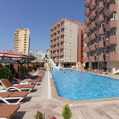 هتل Lara Hadrianus Antalya
