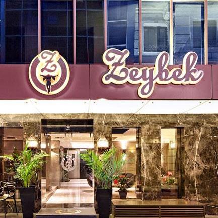 هتل the new zeybek izmir