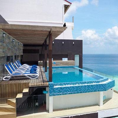 هتل arena beach maldive